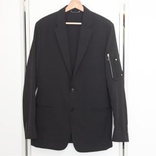 ディオールオム(DIOR HOMME)のディオール 19AW SADDLE ポケット ジャケット テーラード サドル(テーラードジャケット)