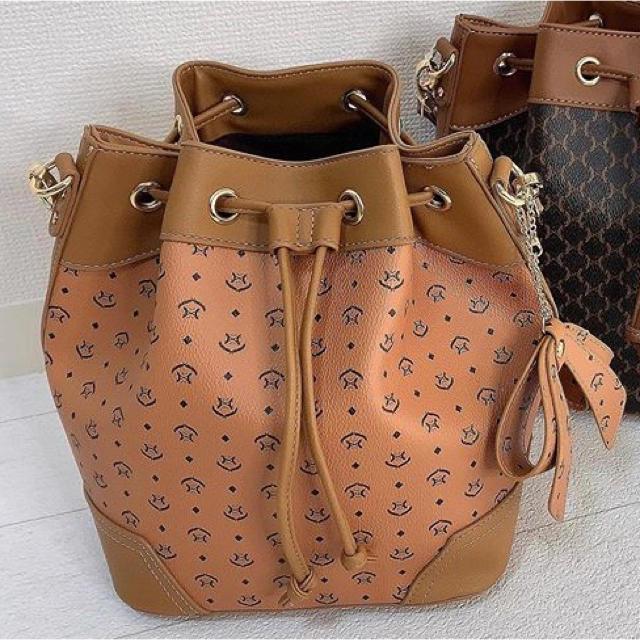 しまむら(シマムラ)のしまむら MCM風バッグ プチプラのあや レディースのバッグ(ショルダーバッグ)の商品写真