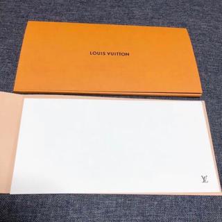 ルイヴィトン(LOUIS VUITTON)のルイヴィトン レターセット×2(カード/レター/ラッピング)