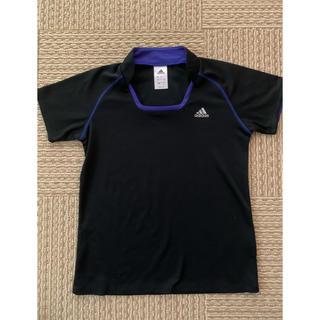アディダス(adidas)のadidas レディースTシャツ  Sサイズ(ウェア)