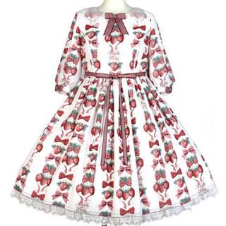 Angelic Pretty - angelic pretty strawberry doll いちごワンピース