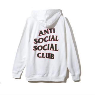 アンチ(ANTI)のANTI SOCIAL SOCIAL CLUB Rodeo Dr.White(パーカー)
