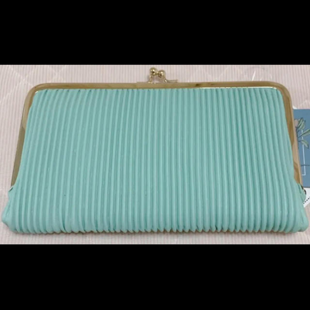 しまむら(シマムラ)のプチプラのあや プリーツ財布 レディースのファッション小物(財布)の商品写真