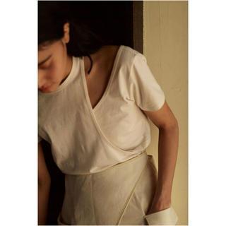 トゥデイフル(TODAYFUL)のlittle $uzie Asymmetry Layered Tops(Tシャツ(半袖/袖なし))