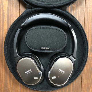 PHILIPS - PHILIPS  ノイズキャンセリングヘッドホン SHN9500