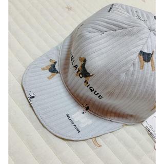 ジェラートピケ(gelato pique)のジェラートピケ ボーイズ 帽子(帽子)