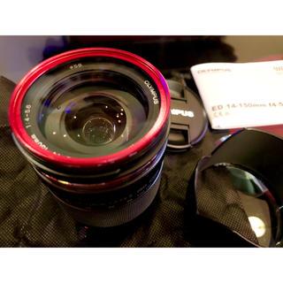オリンパス(OLYMPUS)のOLYMPUS オリンパス レンズ  ED 14-150mm f4-5.6 II(レンズ(ズーム))
