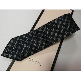 Gucci - 美品★GUCCI★グッチ★GG柄★高級ネクタイ★人気カラー★