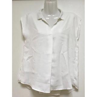 エニィスィス(anySiS)のトップス ブラウス シャツ any sis(シャツ/ブラウス(半袖/袖なし))