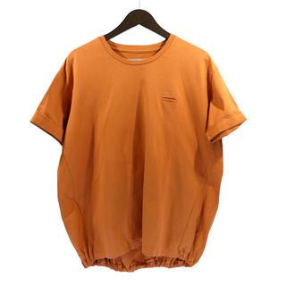 ドゥルカマラ(Dulcamara)のdulcamara バルーンT  オレンジ サイズ1(Tシャツ/カットソー(半袖/袖なし))