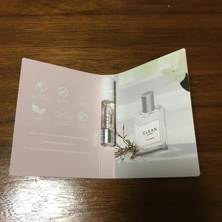クリーン(CLEAN)のCLEAN クリーン クラッシック オリジナル 1.5ml(ユニセックス)