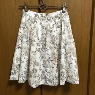 テチチ(Techichi)のTechichi 花柄スカート(ひざ丈スカート)