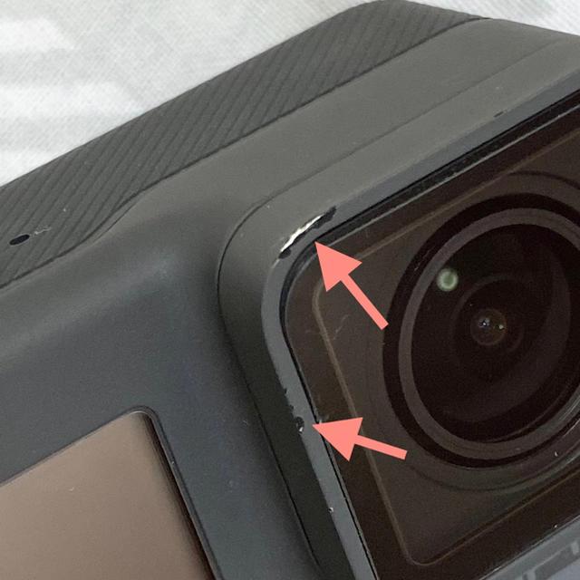 GoPro(ゴープロ)のGoPro hero 5 スマホ/家電/カメラのカメラ(コンパクトデジタルカメラ)の商品写真
