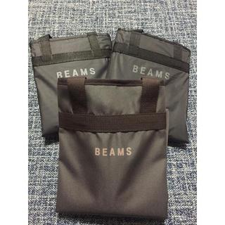 BEAMS - ビームス ガーメントバッグ/スーツカバー 3枚