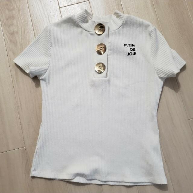 ZARA(ザラ)のZARAトップス レディースのトップス(カットソー(半袖/袖なし))の商品写真