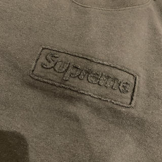 Supreme - Supreme Cutout Logo CrewNeck box logo