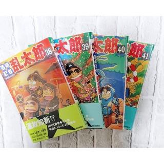 アサヒシンブンシュッパン(朝日新聞出版)の落第忍者乱太郎 38巻〜41巻(少年漫画)