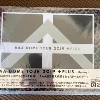 トリプルエー(AAA)のDVD AAA DOME TOUR 2019 +PLUS〈3枚組〉(ミュージック)