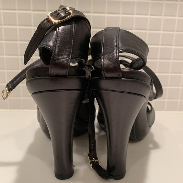 ALIAS(エイリアス)のALIAS アンクルストラップ 11cm★美品 レディースの靴/シューズ(サンダル)の商品写真