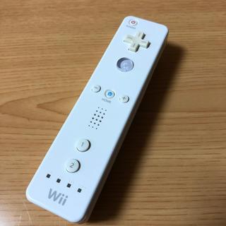 Wii - 任天堂Wiiリモコン ホワイト