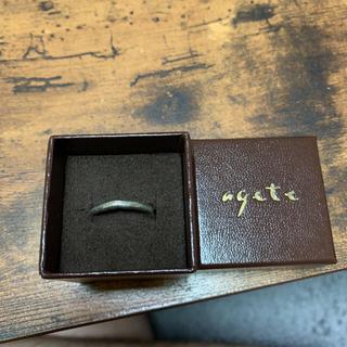 アガット(agete)のアガット(リング(指輪))