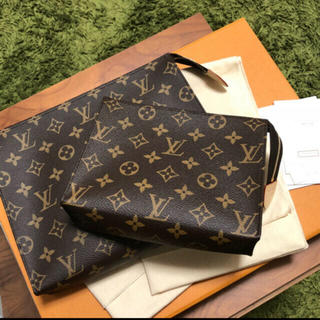 LOUIS VUITTON - ルイヴィトン ポーチ 2点セット 新品未使用品
