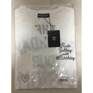 ルードギャラリー(RUDE GALLERY)の限定 ルードギャラリー×The Birthday VISIONTOUR Tシャツ(Tシャツ/カットソー(半袖/袖なし))