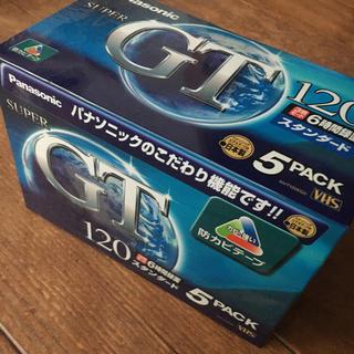 パナソニック(Panasonic)のPanasonic VHS 5パック(その他)