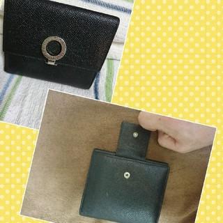 BVLGARI - ブルガリ 両面開き財布
