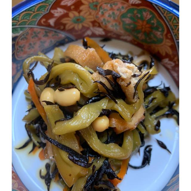 山クラゲ(皇帝菜)超低カロリーでシャキシャキの食感!食物繊維も豊富です。 食品/飲料/酒の食品(野菜)の商品写真