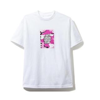 アンチ(ANTI)のAnti social social club Tシャツ 最大値下げしました(Tシャツ/カットソー(半袖/袖なし))