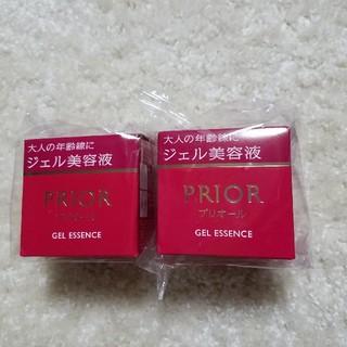 プリオール(PRIOR)のみよちゃん様専用♡プリオールジェル美容液新品未開封2点セット(美容液)