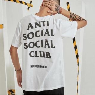 アンチ(ANTI)のAnti x neighborhood コラボTシャツ (Tシャツ/カットソー(半袖/袖なし))