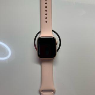 Apple Watch Series 4(GPSモデル)- 40mm (腕時計(デジタル))