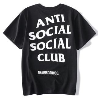 アンチ(ANTI)のAnti x neighborhood コラボTシャツ(Tシャツ/カットソー(半袖/袖なし))