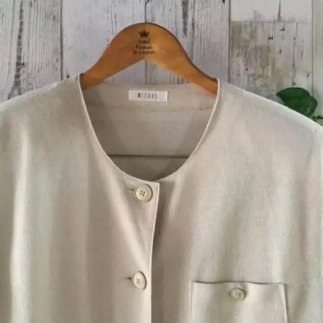 サマーロングジャケット  ☆断捨離の為 お値段交渉致します レディースのジャケット/アウター(テーラードジャケット)の商品写真