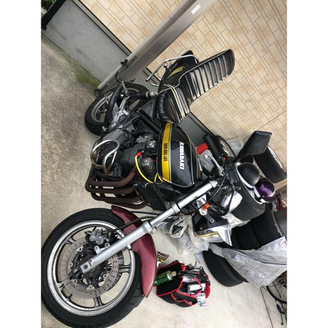 カワサキ(カワサキ)のKawasaki ゼファー400 自動車/バイクのバイク(車体)の商品写真