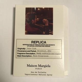 マルタンマルジェラ(Maison Martin Margiela)のメゾン マルジェラ Maison Margiela レプリカ ジャズ クラブ(香水(男性用))