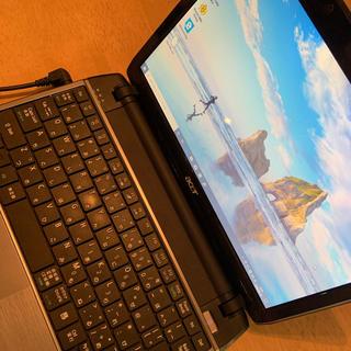Acer - コンパクトタイプノートPC Acer 1410 kk22