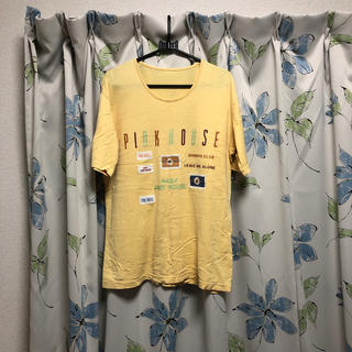 PINK HOUSE - PINK HOUSE Tシャツ