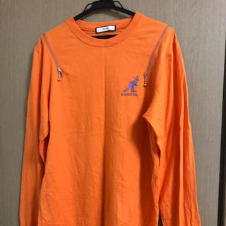 KANGOL - KANGOLロングtシャツ