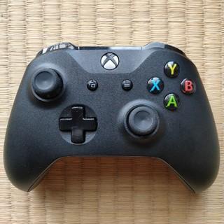 エックスボックス(Xbox)のXbox One 純正 ワイヤレス PCゲームコントローラー(家庭用ゲーム機本体)