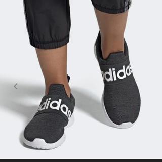 adidas - 本日値下げ‼️adidas☆軽量スニーカー スリッポン//23
