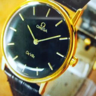 オメガ(OMEGA)のオメガメンズ腕時計(腕時計(アナログ))