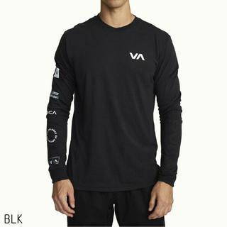 ルーカ(RVCA)の新品 RVCA 水陸両用 ルカ Tシャツ ルーカ ハイブリッド ラッシュガード(水着)