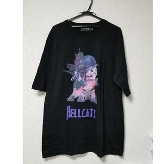 ミルクボーイ(MILKBOY)のMILKBOY HELLCATSビッグTシャツ 2XL ねこ(Tシャツ/カットソー(半袖/袖なし))
