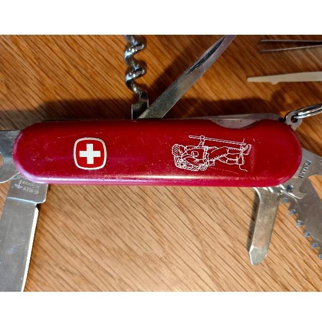 Wenger(ウェンガー)のWENGER ウェンガー マルチツール スポーツ/アウトドアのアウトドア(登山用品)の商品写真