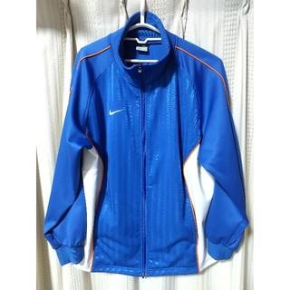 ナイキ(NIKE)のNIKE ジャージ Mサイズ 青 白 ナイキ スポーツ トレーニング ウェア 服(ジャージ)
