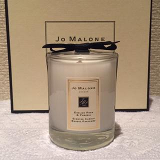 ジョーマローン(Jo Malone)のジョーマローン.  イングリッシュペアー&フリージアtravel candle (キャンドル)
