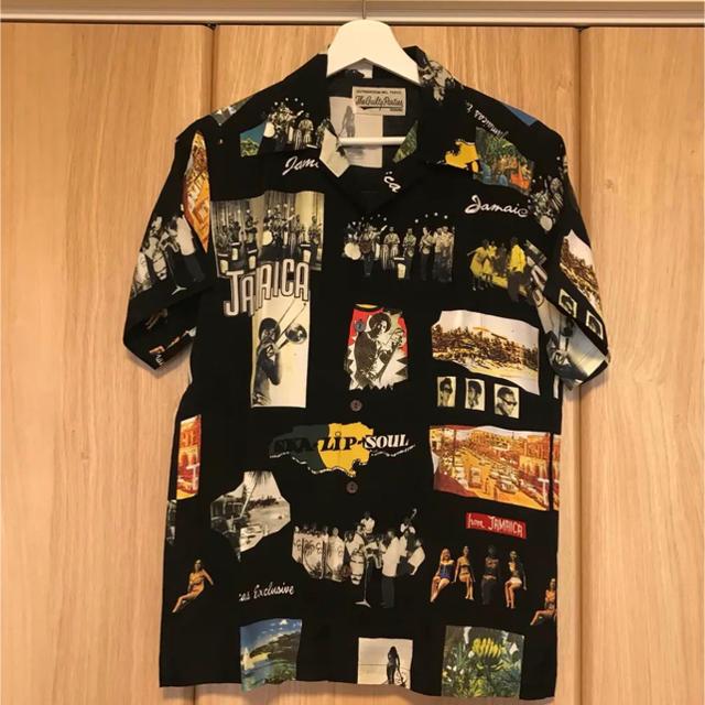 WACKO MARIA(ワコマリア)のwackomaria キングストン アロハシャツ ワコマリア   メンズのトップス(シャツ)の商品写真